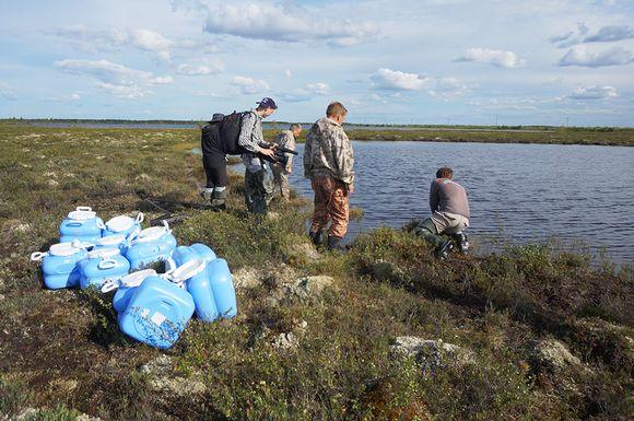 Venäläistutkijat varoittavat: Siperian suot vettyvät vauhdilla metaanijärviksi