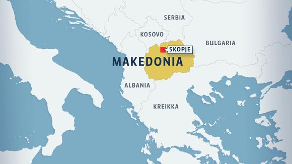 Kuvahaun tulos haulle Makedonia