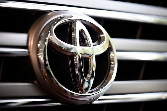Toyotan keulakoriste