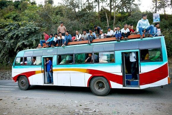 bussi 20 Kotka