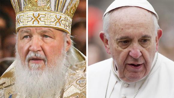 Patriarkka Kirillin ja paavi Franciscus