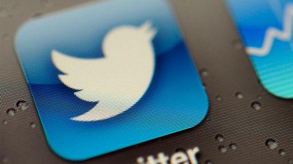 Twitter-sovelluksen ikoni.