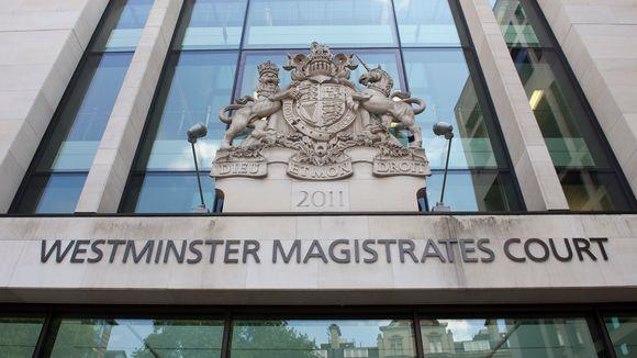 Westminster Magistrates Court on oikeusistuin Lontoossa.