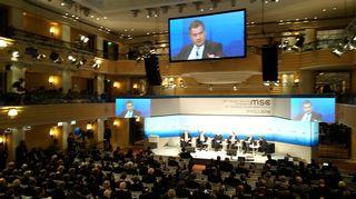 Niinistö MSC turvallisuuskokous