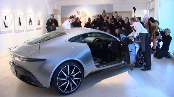 Video: Aston Martin.