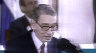 Boutros Boutros-Ghali.