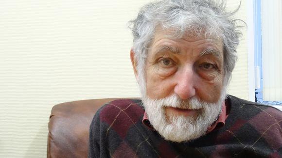 Väestötutkija Anatoli Višnevski.