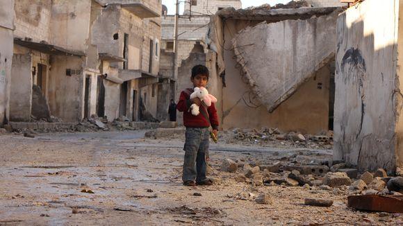 Aleppo, Syyria.