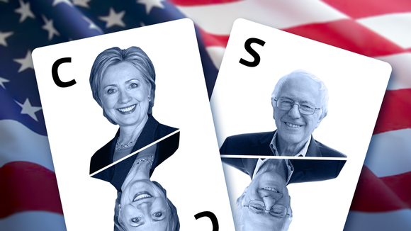 Demokraattien esivaaliehdokkaat
