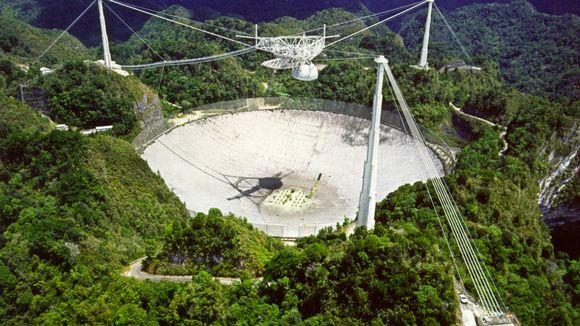 Avaruusobservatorio Puerto Ricossa.