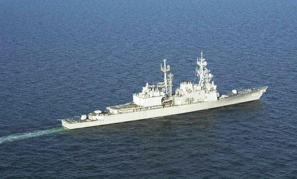 Yhdysvaltalainen hävittäjä USS Peterson