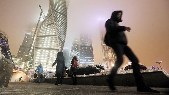 Venäjä talous katukuvaa