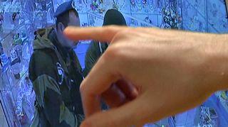 Video: Turvakamerakuvaa.