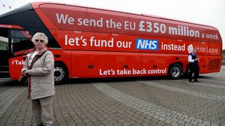 Brexit kampanjabussi