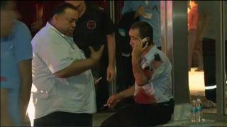 Video: Istanbulin terrori-iskussa loukkaantuneita