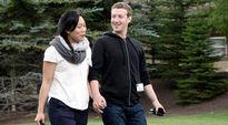 Facebookin perustaja ja toimitusjohtaja Mark Zuckerberg ja vaimo Priscilla Chan.