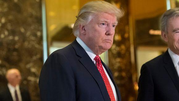 Yhdysvaltain presidentiksi nouseva Donald Trump