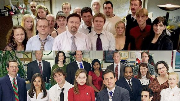 Image result for uk vs us office