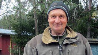 Kalastaja Veikko Valtanen