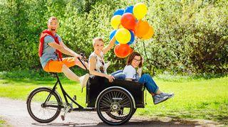 Suomen radiossa kesällä 2017 Vihtori Koskinen, Kristiina Komulainen ja Kati Lahtinen