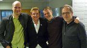Pekka Seppänen, Sirkka Hämäläinen, Olavi Uusivirta ja Kimmo Alho.