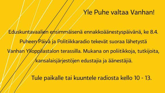 Yle Puhe