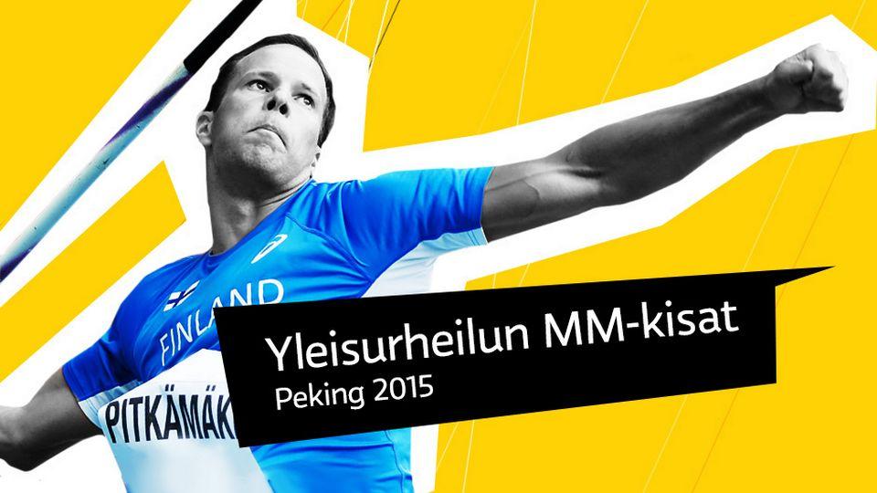 Yleisruheilun MM-kisat Yle Puheessa   yle.fi