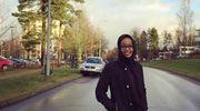 Kuvassa somalitaustainen nuorisopoliitikko Faisa Kahiye.