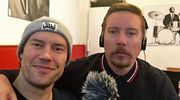 Notkea Rotta ja Perttu Häkkinen ovat vanhoja partiopoikia.