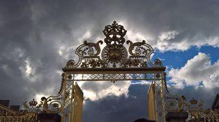 Versaillesin kultaportti