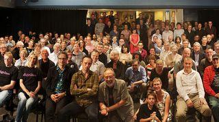 Digelius Music täytti 40 vuotta heinäkuussa 2011. Juhlat järjestettiin Musiikkiteatteri Kapsäkin tiloissa Hämeentiellä, konsertissa esiintyivät jouhikkoduo Pekko Käppi ja Ilkka Heinonen, Jenny Wilhelms, M. A. Numminen ja Pedro Hietanen sekä Ricky-Tick Big Band, Juhlijoiden joukossa oli kaupan entisiä ja nykyisiä työntekijöitä ja yhteistyökumppaneita sekä ystäviä ja asiakkaita vuosikymmenten varrelta.