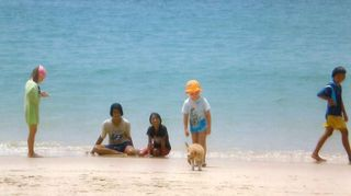 Arfmannien perhe ei harrasta mökkeilyä vaan yhteiset lomat ovat usein suuntautuneet lasten kanssa Thaimaaseen.