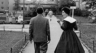 Vuonna 1959 Lenita Airisto aloitti saksan kielen opinnot Berliinissä.