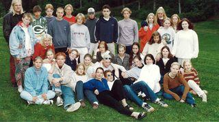 Vuonna 1996 tapahtui tärkeitä asioita Marianne Heikkilän elämässä.