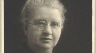 Turun Vanun toimitusjohtaja Aline Grönberg tunnettiin lempinimellä Vanu-Mamma.