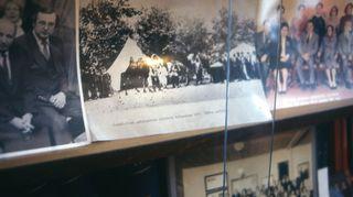 Kuva on otettu joulukuussa 1988 Armenian Punaisen Ristin SPR:n sairaalasta, joka lähetettiin sinne vuonna 1877.