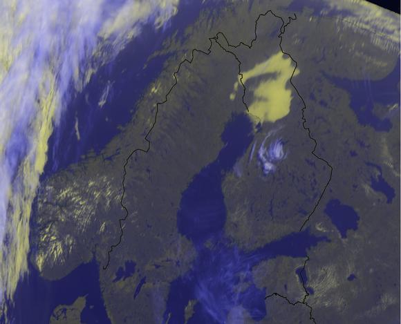 Korkeapaineessakaan ei pelkkää aurinkoa | Sää | yle.fi