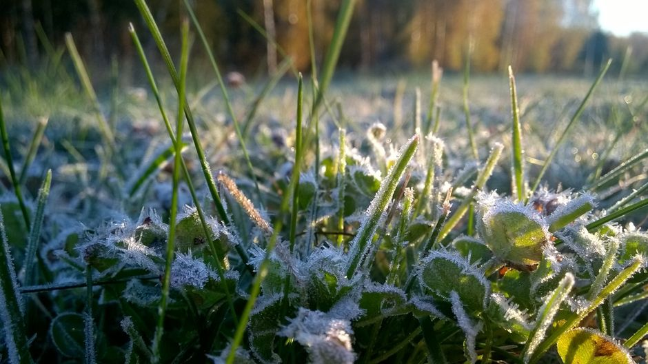 Lokakuu Sää