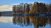 Sääkuva: Ruskan värejä Rovaniemellä