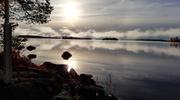 Sääkuva: Aamu Konnevedellä