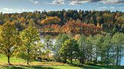Sääkuva: Espoon Solvalla lokakuussa