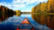 Sääkuva: Ruskaa Kallavedellä