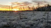 Pakkasaamu Sodankylässä
