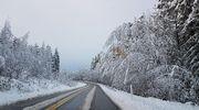 Sääkuva: Luminen maisema Joutsassa
