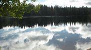 Sääkuva: Puolipilvinen päivä Kajaanissa