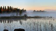 Sääkuva: Pintasumua Oulujärvellä