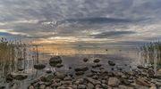 Sääkuva: Meren rannalla