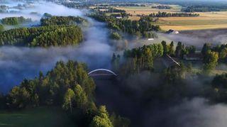 Sääkuva:Haapajärven Lemmensilta 6.9.3017