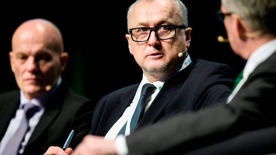Venäjän antidopingtoimiston Rusadan puheenjohtaja Juri Ganus on ajautunut maan urheilupäättäjien epäsuosioon.