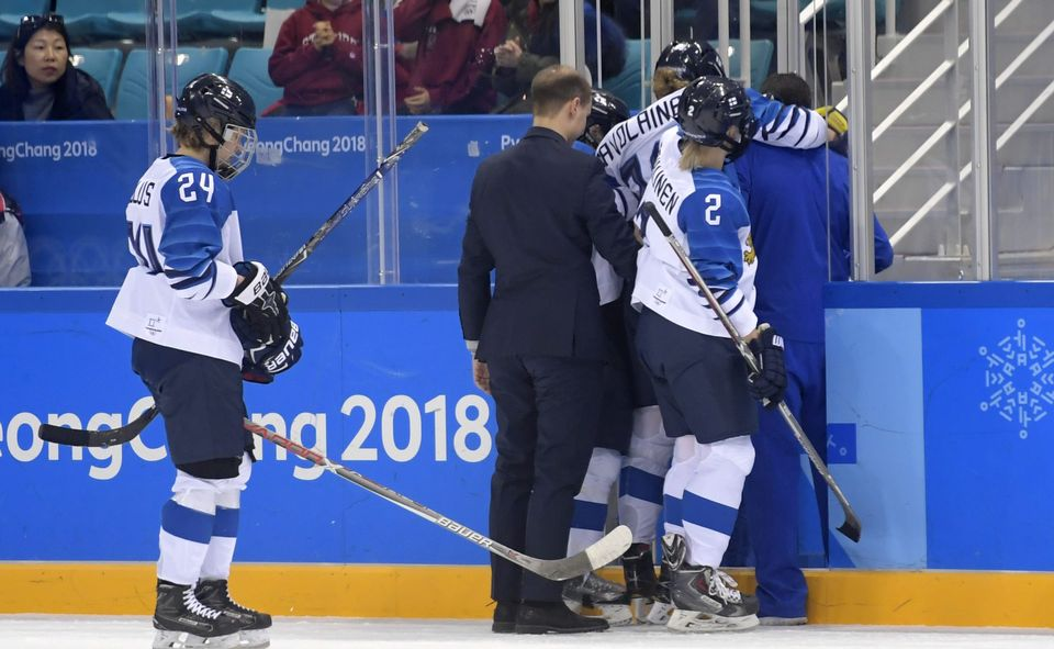 Olympics women's hockey semifinal, United States of America vs. Finland highlights, updated bracket and more